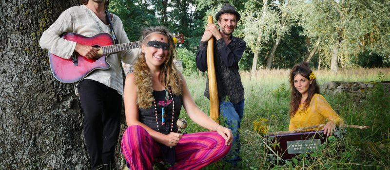Letzte Mantra Tribe Chanting Party des Jahres!
