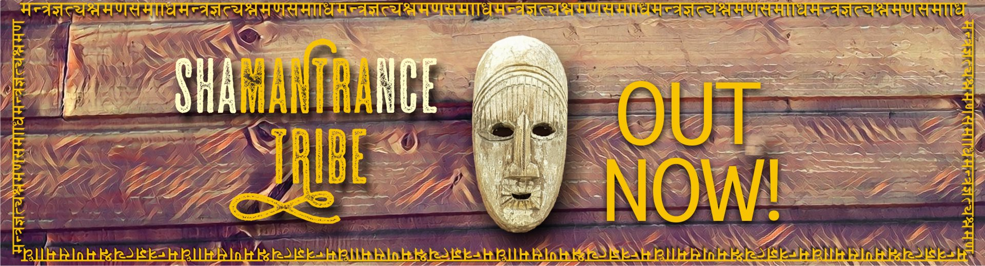 MANTRA TRIBE - Chanting & Dancing  to the Heart-Core