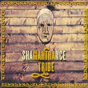 Cover Album ShaMANTRAnce - Mantra Tribe