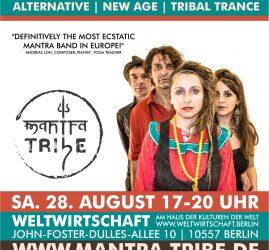 Open-Air Konzert in Berlin am 28.08.21