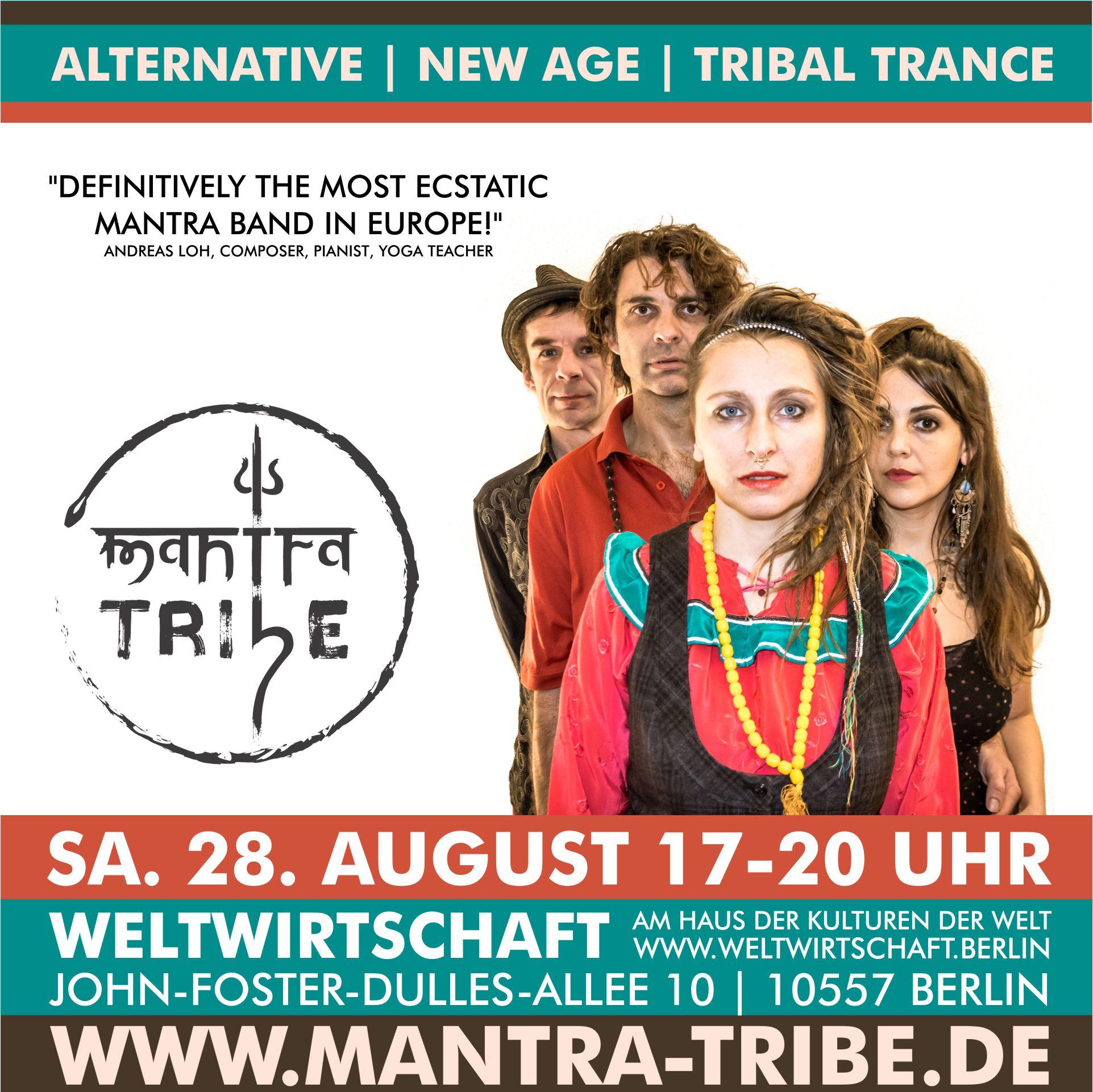 Open-Air Concert in Berlin on 28.08.21